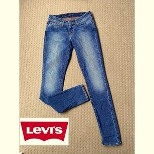 Levi's women Demi curve skinny jeans W25 L32